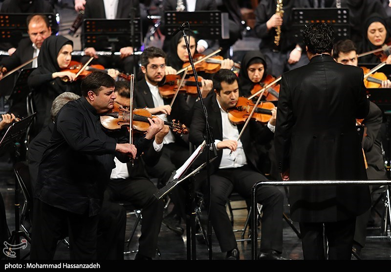 سی و پنجمین جشنواره موسیقی فجر-ارکستر سمفونیک صدا و سیما
